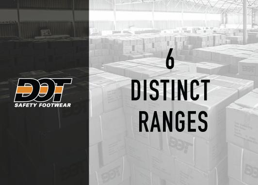 Six Distinct Ranges