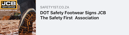 Safety First-DOT Safety Footwear Signs JCB